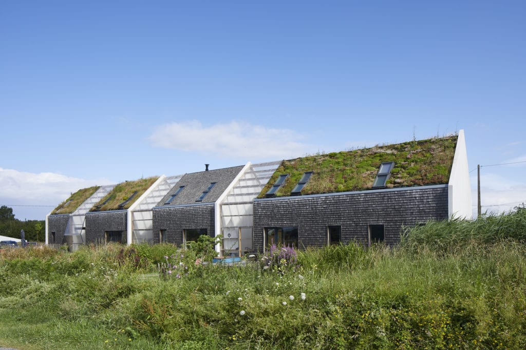 Proyecto Sunlight and Meadows, Francia /  j+e architects